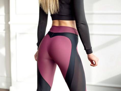 exercise for round butt