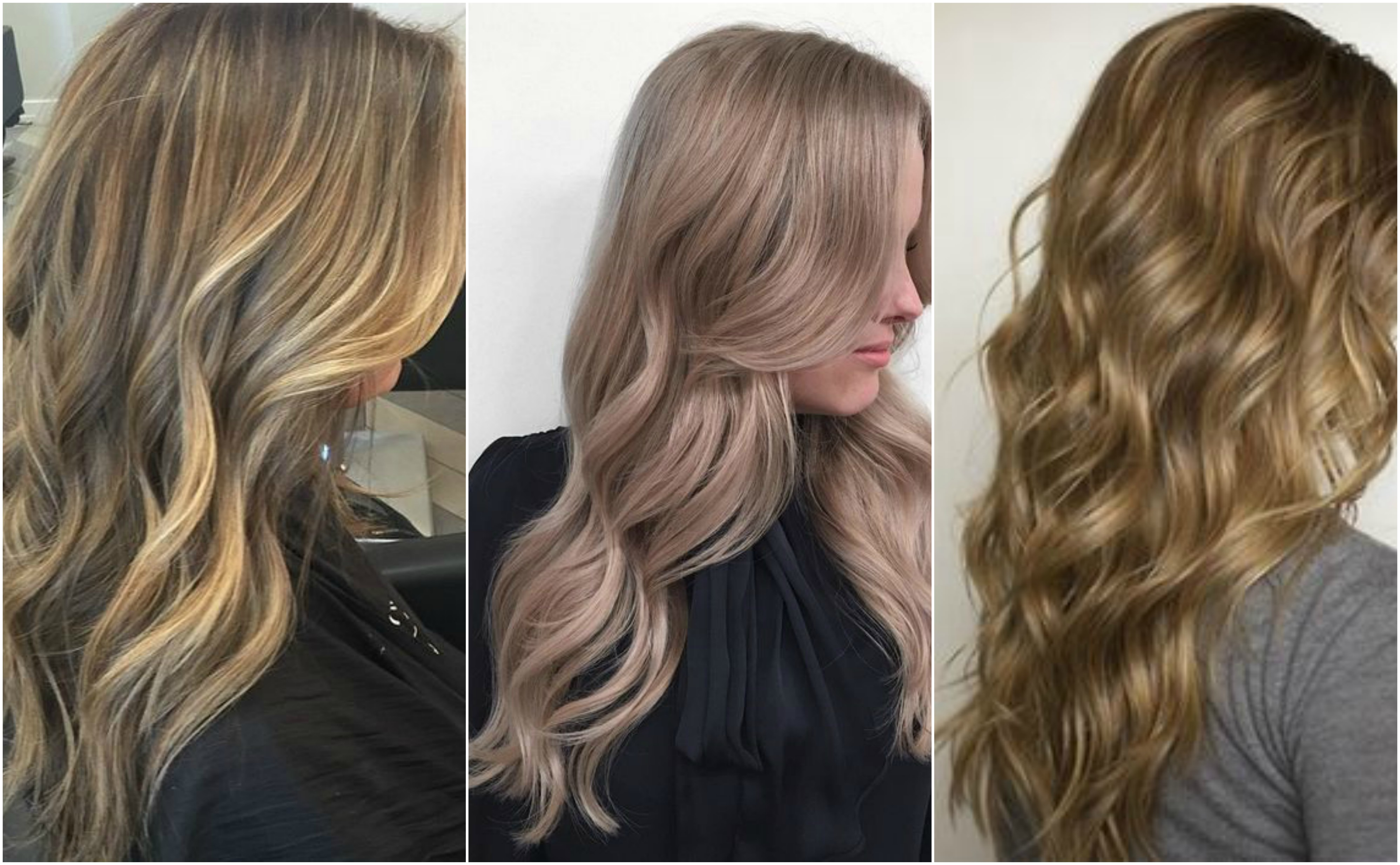 Top 10 dark blonde hair trends