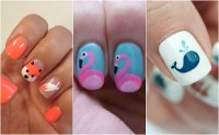 10 ideas for animal nail art