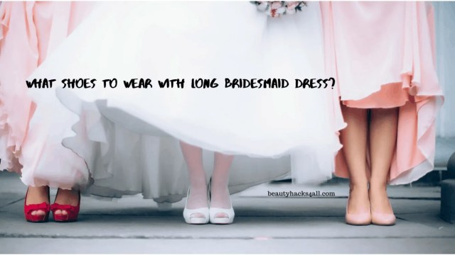 bridesmaid long dress