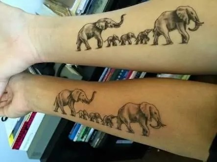 animal-family-tattoo