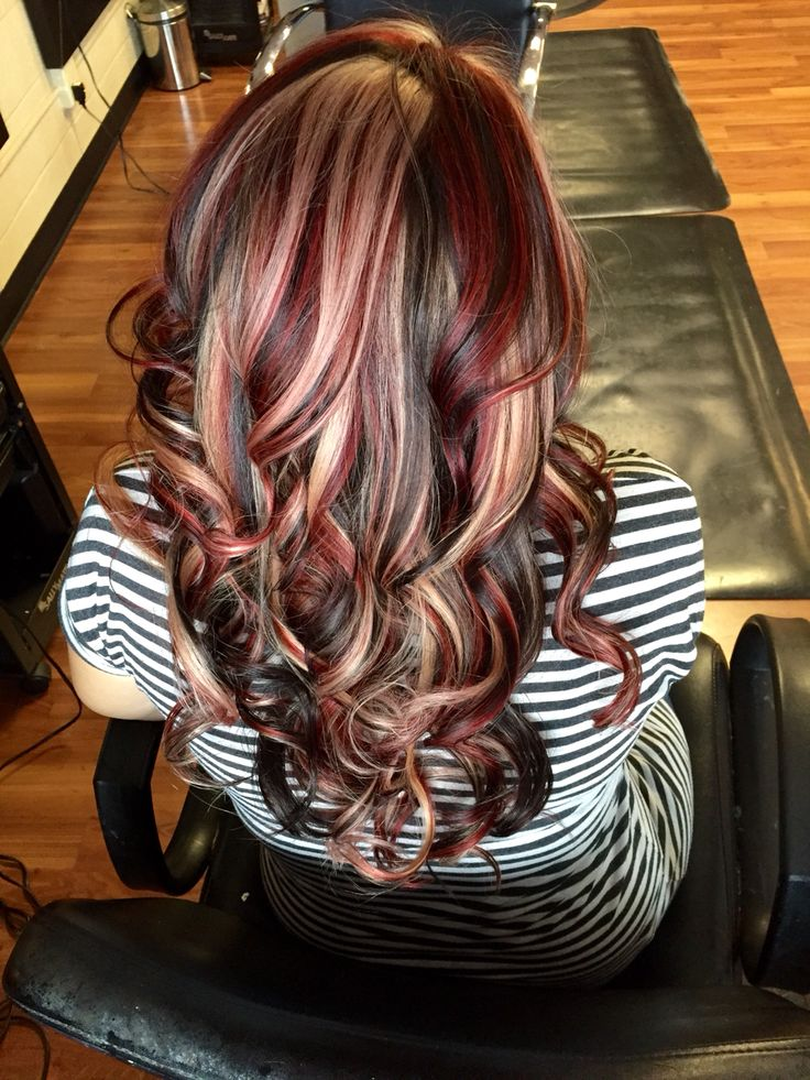 Hair Color Ideas Highlights And Lowlights Pictures Coloringsite