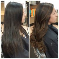 Trendy Ideas For Hair Color - Highlights : brown black ...