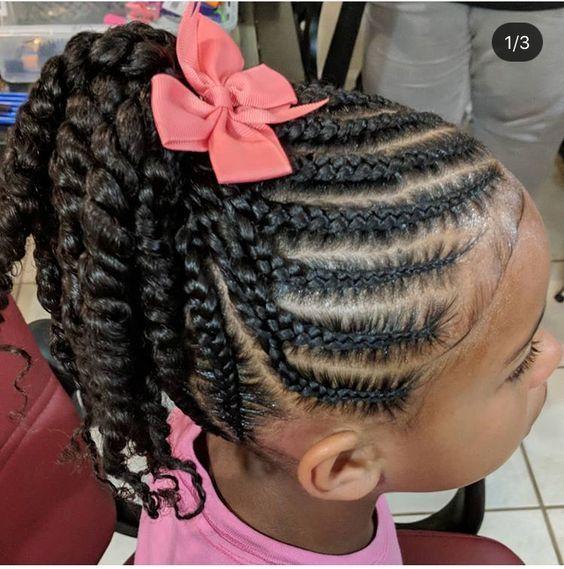 African Hair Braiding Kids Braids Ideas Beauty Haircut Home