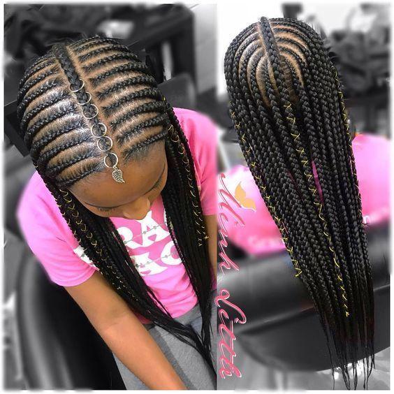 African Hair Braiding Natural Hairstyles For Black Girls