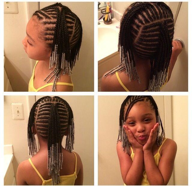 American And African Hair Braiding