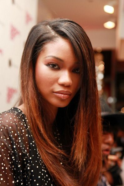 Brazilian Natural Hair Hair Color For Dark Skin Women Ombre