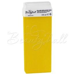 Воск в картридже натуральный Beauty Hall Yellow