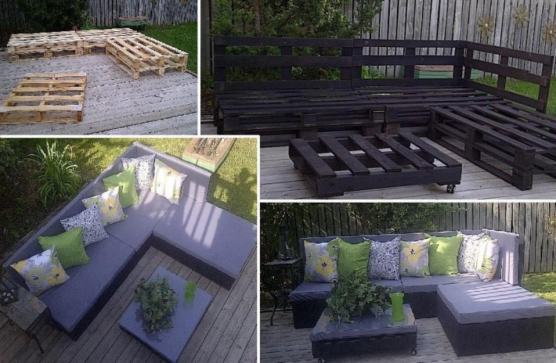 16 DIY Outdoor Furniture Pieces BeautyHarmonyLife