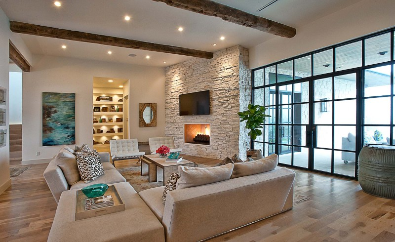 16 Modern Living Room Design Photos  BeautyHarmonyLife