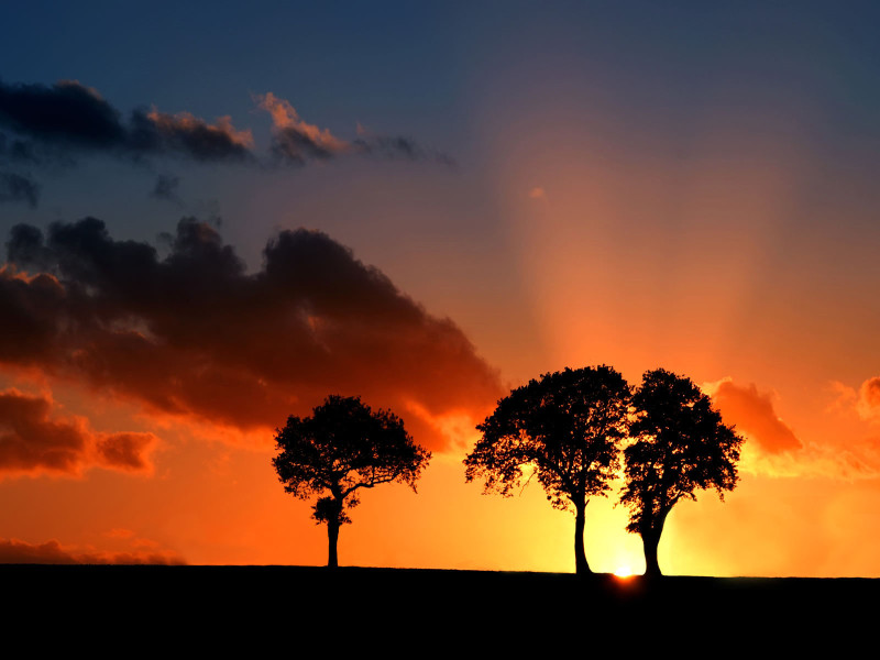 15 Breathtaking Beautiful Sunsets