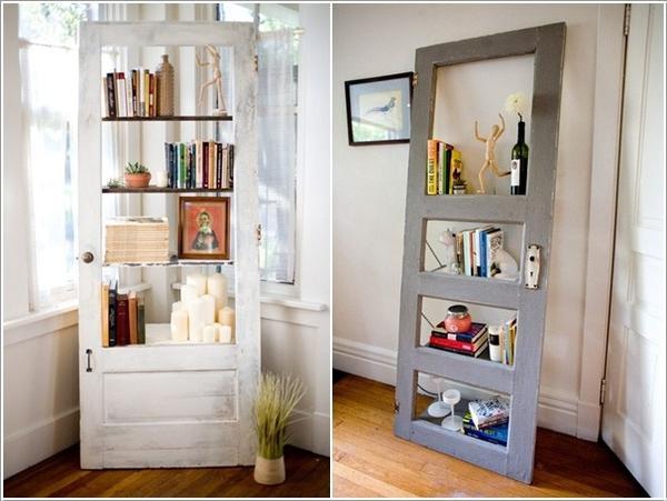 25 DIY Wonderful Ideas for Reusing Old Doors
