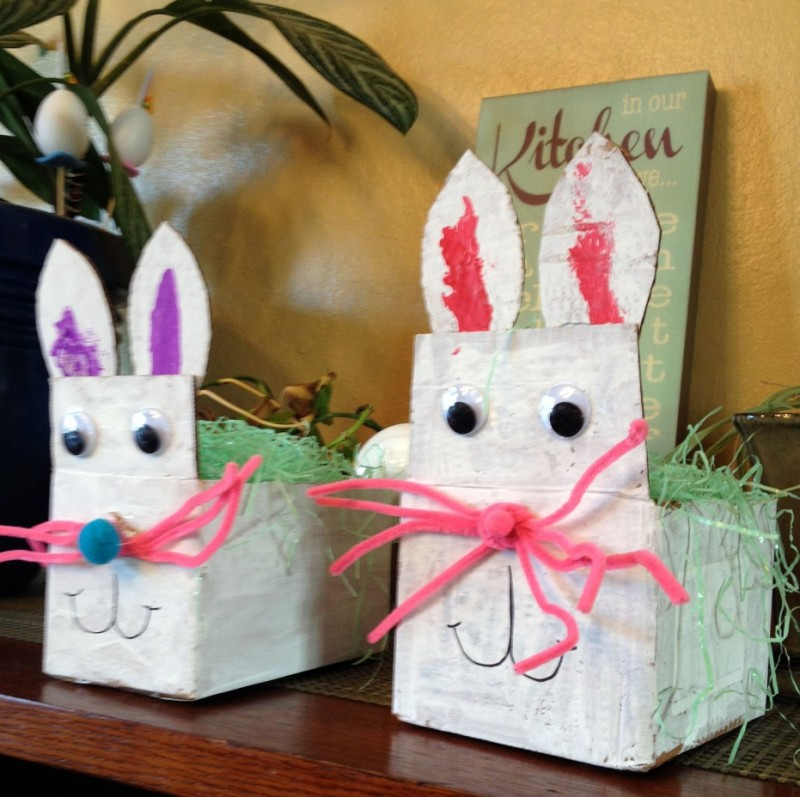 16 Inspirational DIY Easter Crafts  BeautyHarmonyLife