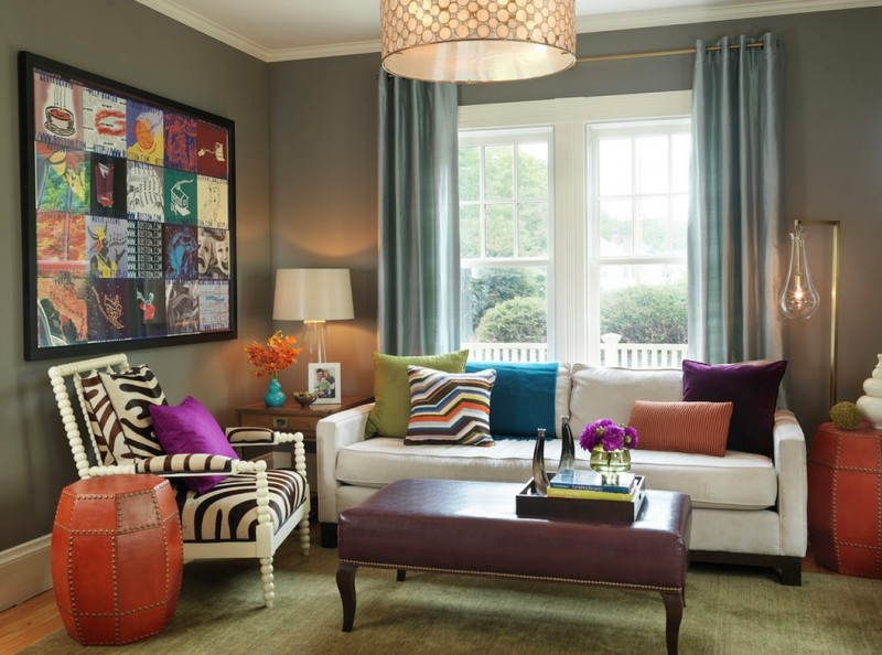 Interior design lesson A guide to mixing and matching