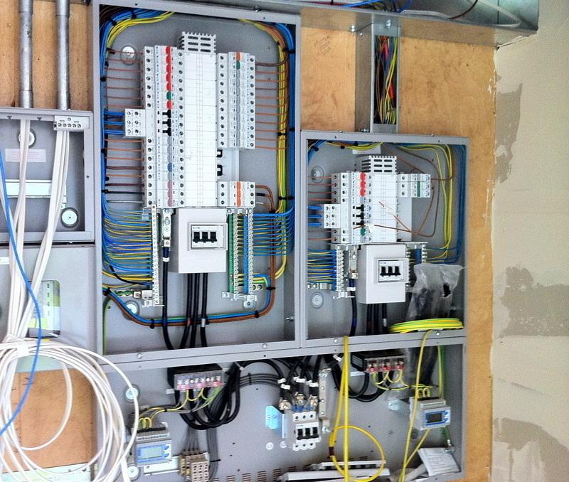 Household Wiring Installation