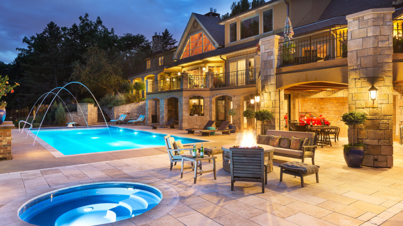 when designing your dream backyard pool
