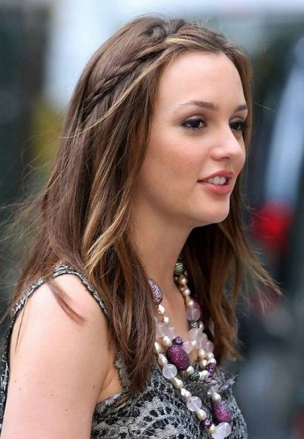 30 Cute Long Straight Hairstyles For Thin Hair Hairstyles Ideas