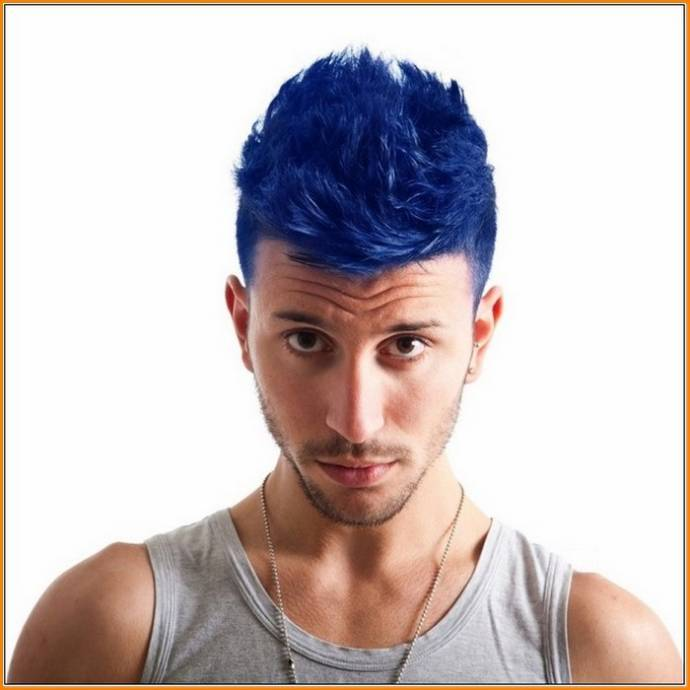 Best hair color and hairstyle ideas for men