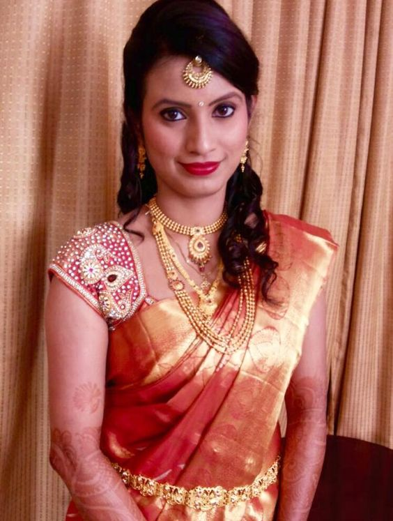 Bridal Hairstyles For Indian Wedding Dulhan Hairstyles