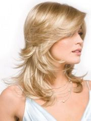 feather cut hairstyles & step