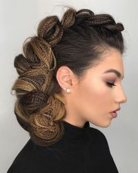 Easy hairstyles for college girls