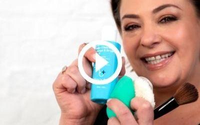 Video Guide Deep Cleanse Makeup Sponge & Brush Wash