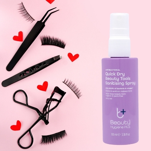 Beauty Hygiene Plus Quick Dry Beauty Tools Sanitising Spray
