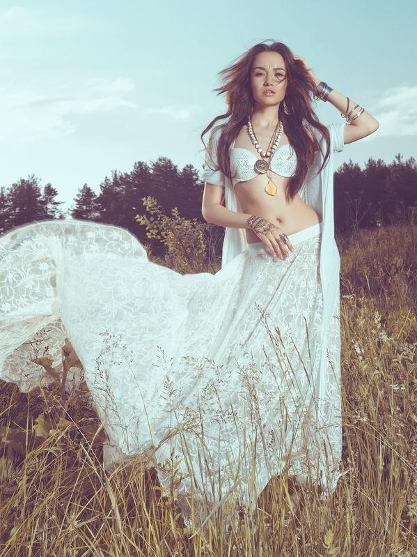 07 Lo Stile Bohemien Martina Lizzani Beauty Image Lab Make Up Artist Trucco Sposa Consulenza Immagine