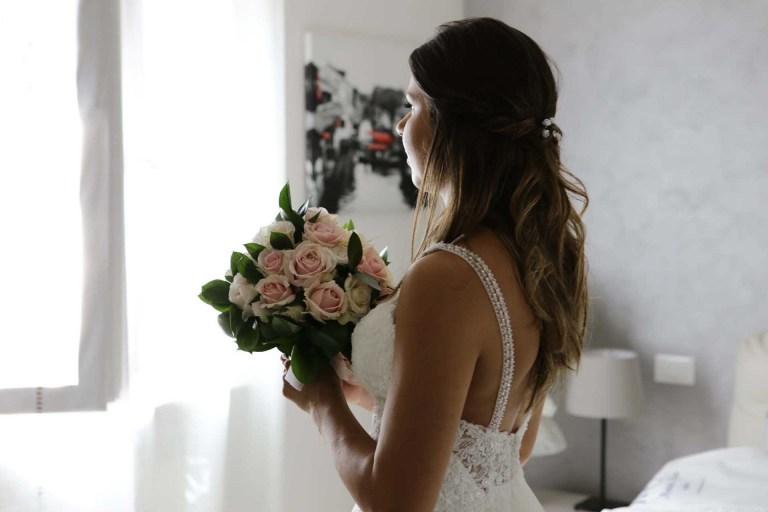 Bridal Make Up TRUCCO SPOSA HAIR STYLE - Martina Lizzani Beauty Image Lab MakeUp Artist Roma Portfolio - 04 Nuova vita ai tuoi capelli
