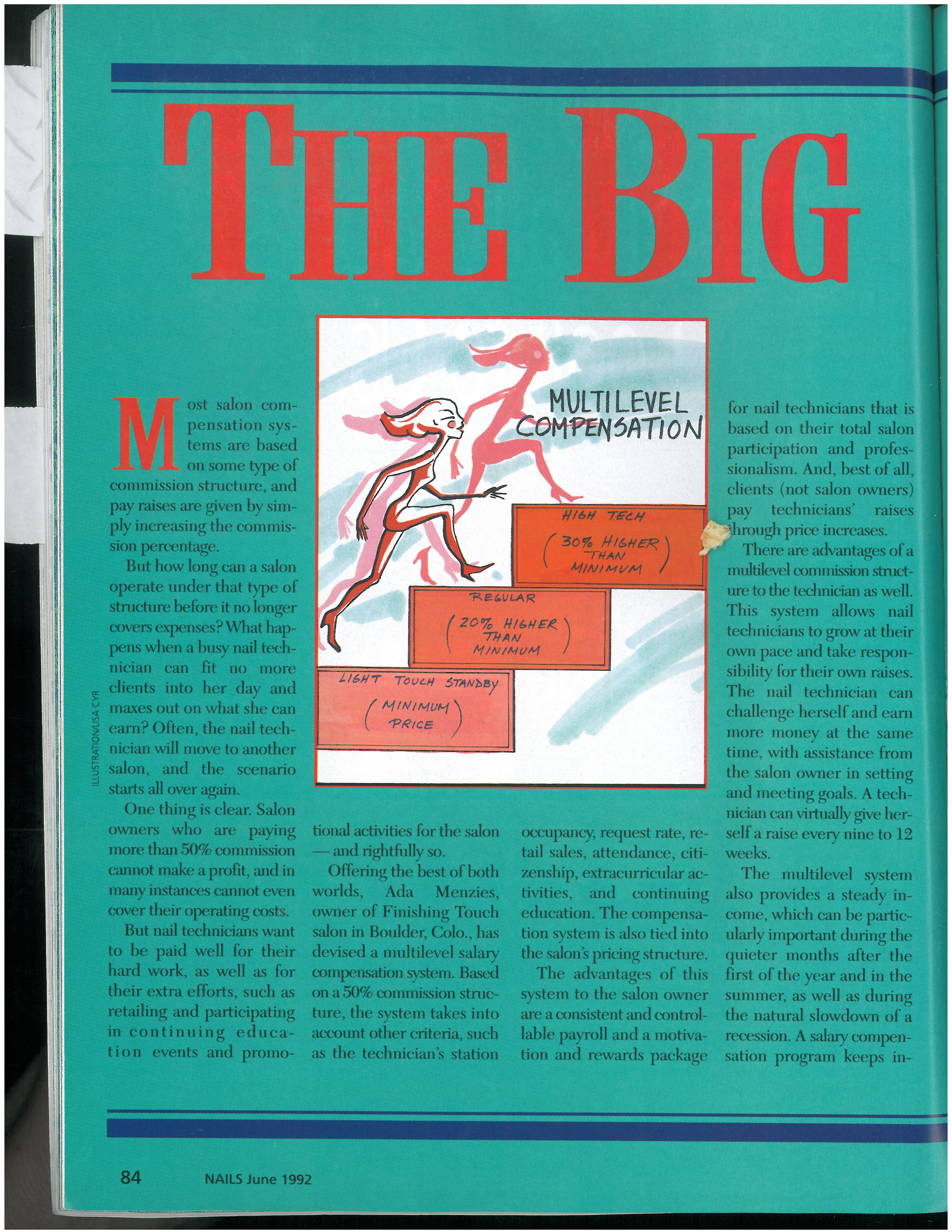 The Big Payoff - Business - NAILS Magazine