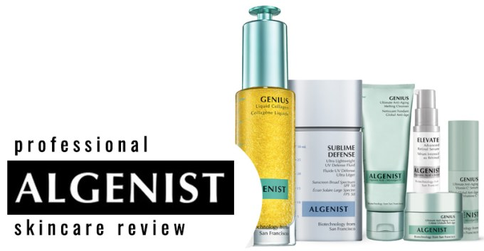 Algenist Skin Care Review Inside >> 2019 | Beauty Inquire™