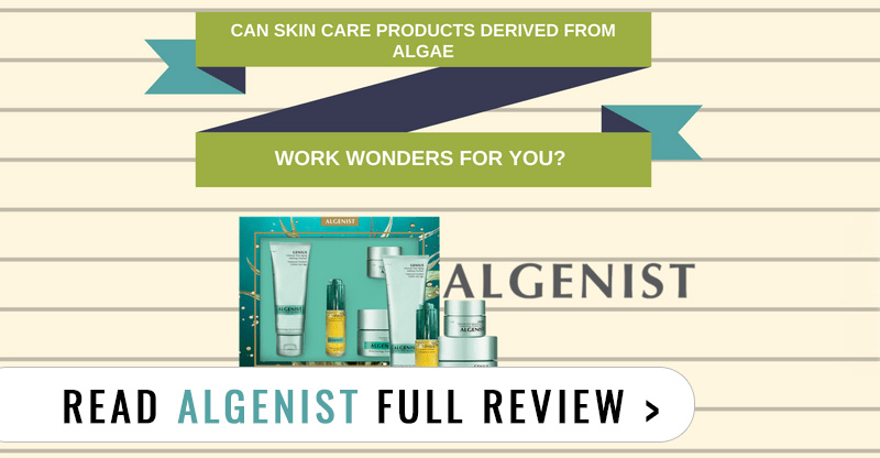 Algenist Skincare Brand Review