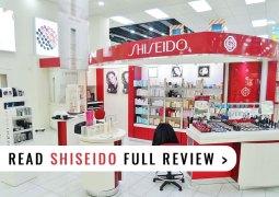 Shiseido Skincare Brand Review