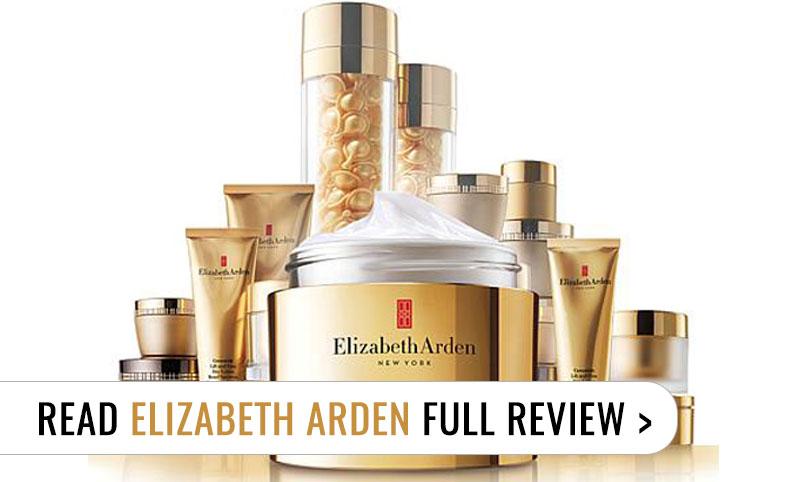 elizabeth arden skin care reviews