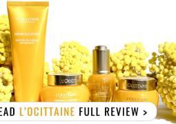 Loccitane Product Review