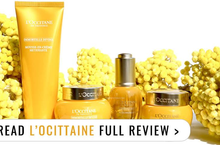Loccitane Product Review