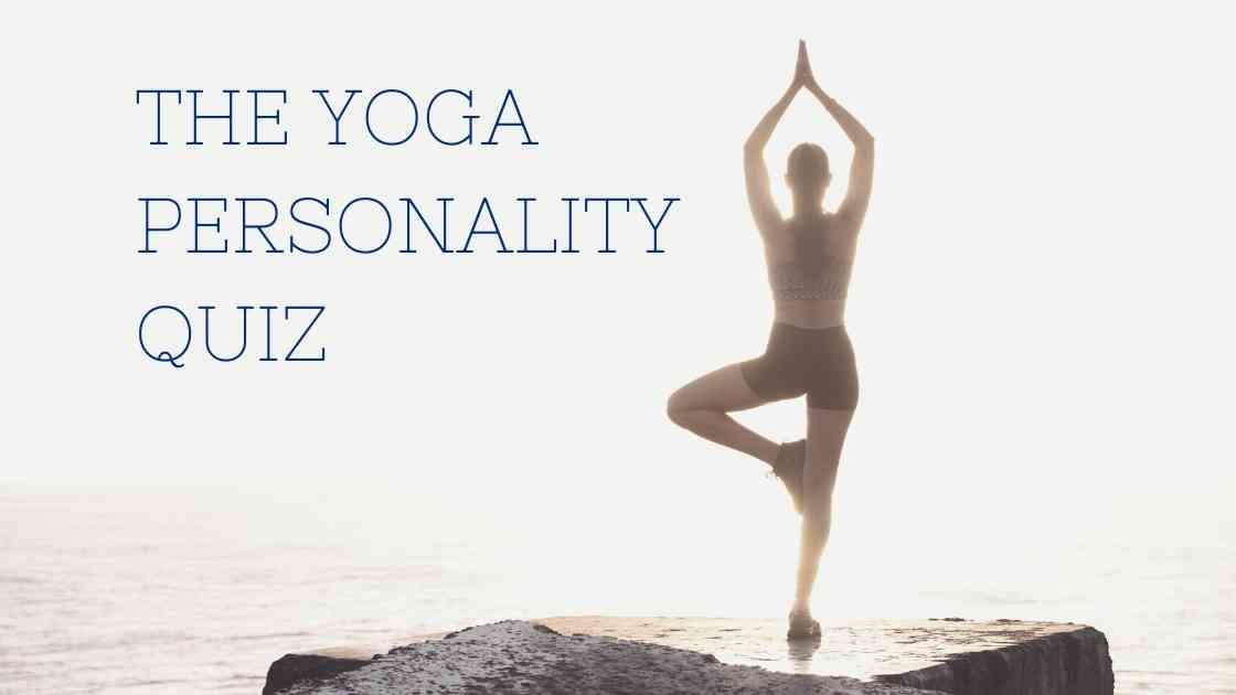 yoga personality quiz