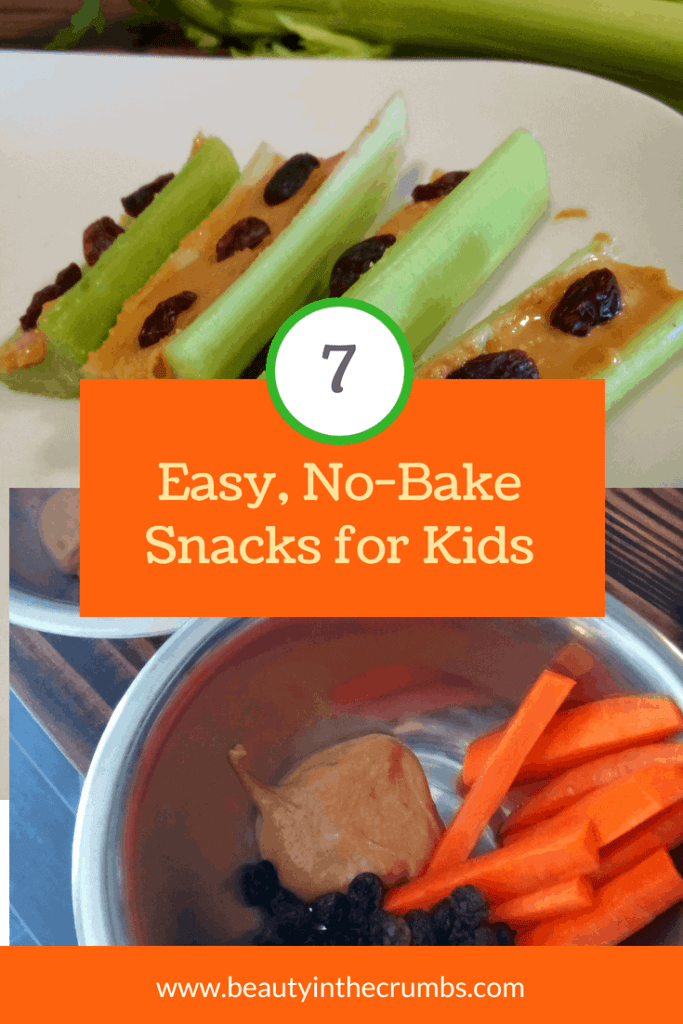 7 Easy Gluten-Free Toddler Snacks {No-Bake}