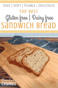 the best gluten-free bread ever, simple gluten free bread, best gluten free bread, best gluten free sandwich bread