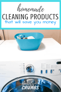Learn how to make your own household cleaning products and save money every month! We save over $600 a month on groceries and household items. Homemade Cleaning products. All natural cleaning