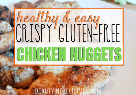 healthy gluten free chicken nuggets