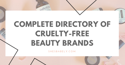 Directory Of Cruelty-Free Beauty And Makeup Brands - Unboxing promocode cruelty-free beauty best subscription boxes - cruelty-free beauty box subscriptions - vegan beauty box - vegan subscription box - unboxing subscription box review | beautyisgf123.com
