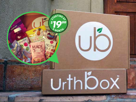 UrthBox Healthy Snack Subscription Box - Vegan Snack Box -Snack Box Review - Healthy snack subscription box - Free subscription boxes - best subscription boxes - cruelty-free box subscriptions - vegan box - vegan subscription box - unboxing subscription box review | beautyisgf123.com