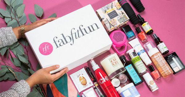 Fabfitfun - Box - best subscription boxes - cruelty-free beauty box subscriptions - vegan beauty box - vegan subscription box - unboxing subscription box review | beautyisgf123.com