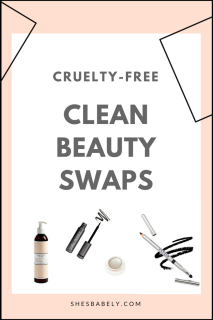 Go cruelty-free - clean beauty swaps, cosmetic companies that dont test on animals - Credo Beauty - Cruelty-Free Beauty And Makeup Brands - Unboxing promocode cruelty-free beauty vegan beauty box - | beautyisgf123.com