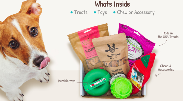 Subscription Box Subscription boxes for dogs pets cats | BeautyIsCrueltyFree.com