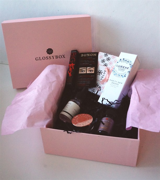 Glossybox unboxing review January | beautyisgf123.com