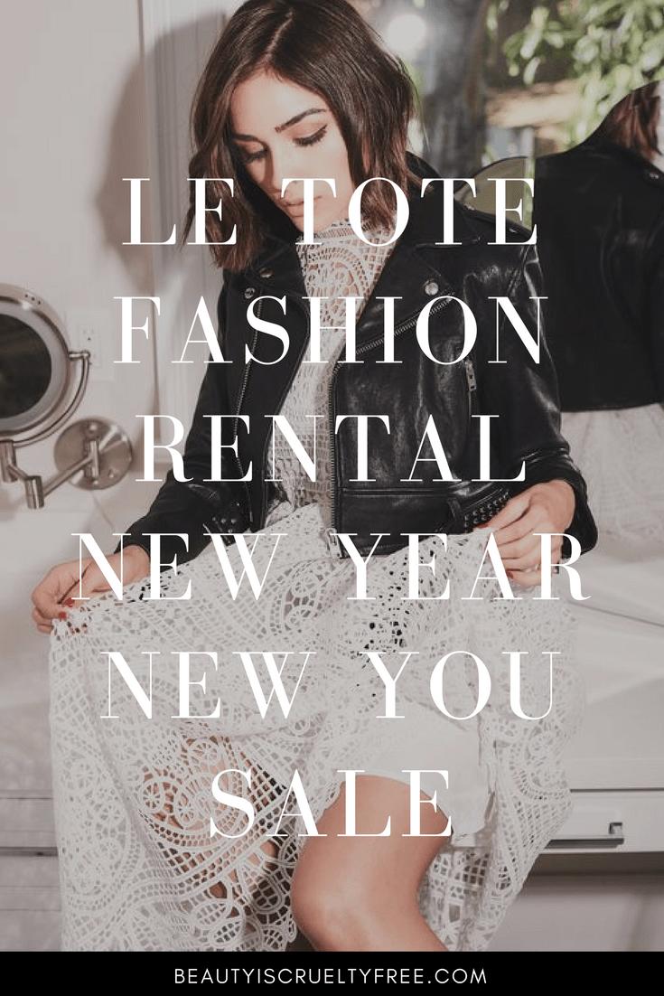 Le Tote - Fashion Rental Subscription Box | beautyisgf123.com