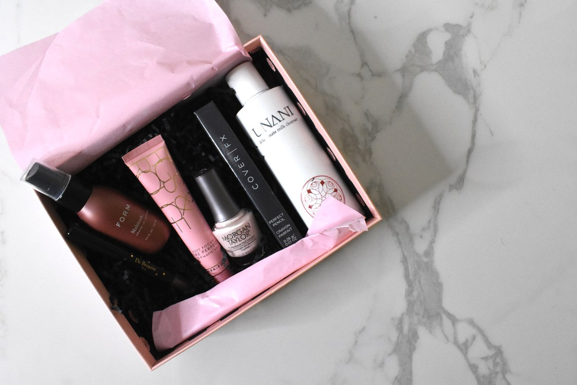 Glossybox spoilers subscription box 9 | beautyisgf123.com