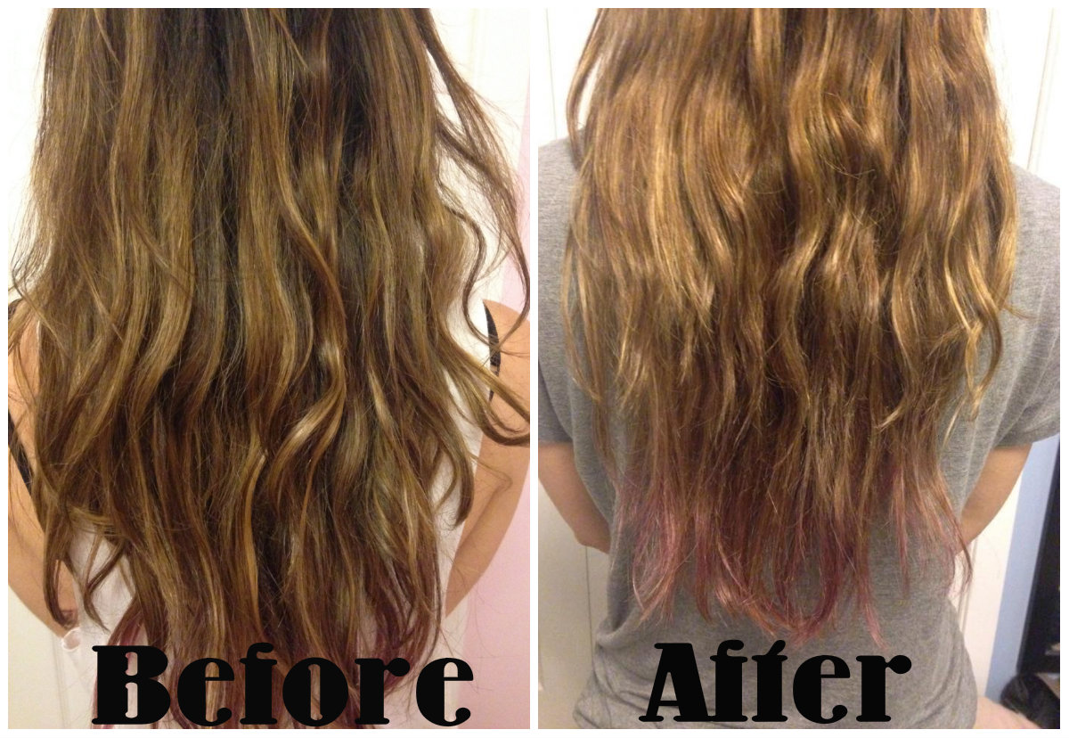 Blonde Toning Shampoo Before Amp After BeautyJunkiezz
